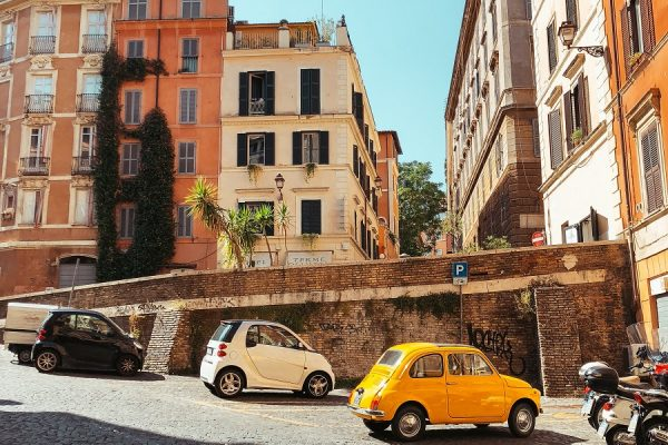 study and intern abroad in italy